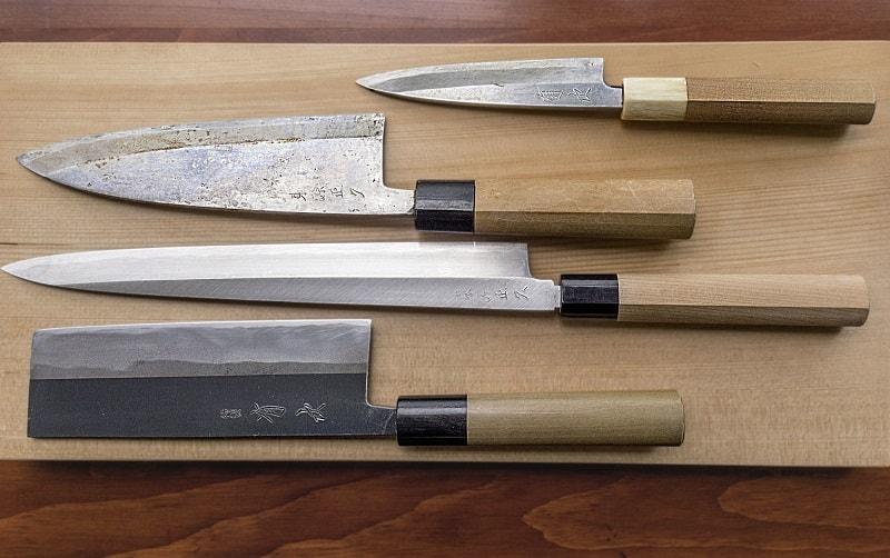kitchen knives 4