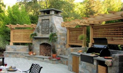 take your cooking game outdoors with awesome outdoor kitchen gadgets