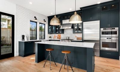 5 (more) kitchens from ikd with semi handmade