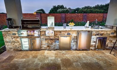 have you always dreamed of an outdoor kitchen? how to