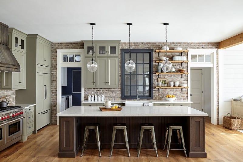25 small kitchen ideas that make a big statement