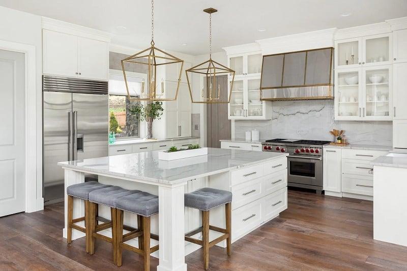 customer gives ikea kitchen a radiant, fresh look
