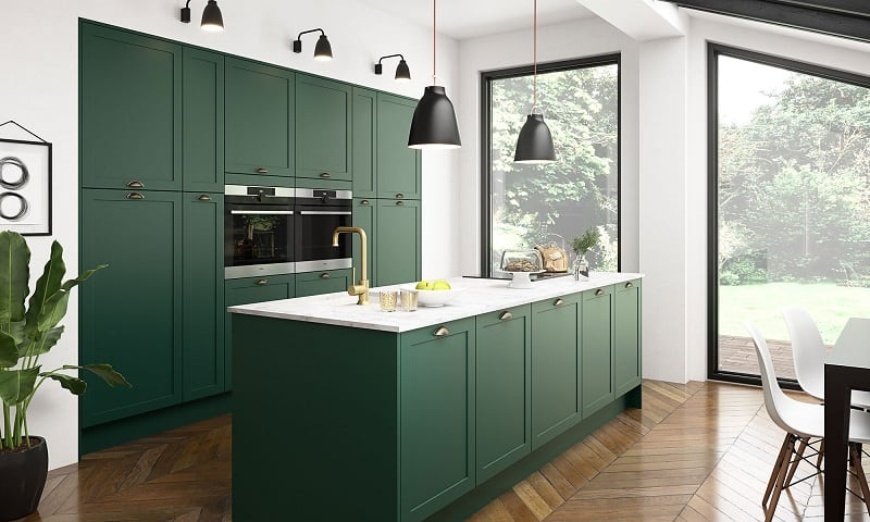 defying the standards custom countertop height kitchens