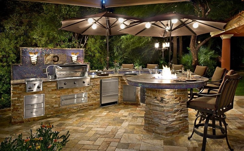 Do You Long For An Outdoor Kitchen How, How To Make An Outdoor Kitchen